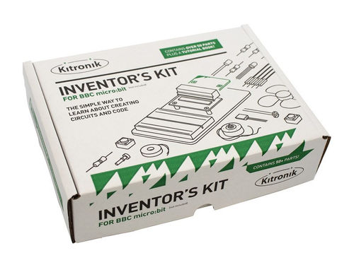 Inventor's Kit for the BBC micro:bit