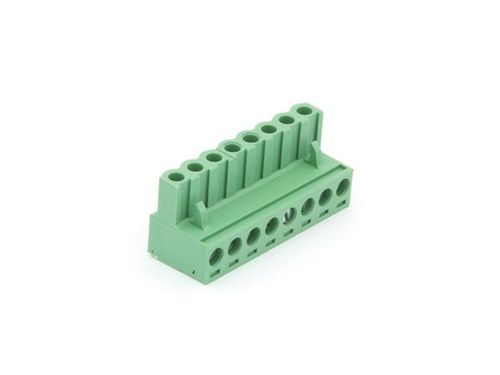 FEMALE SOCKET CONNECTOR - 8 POLES