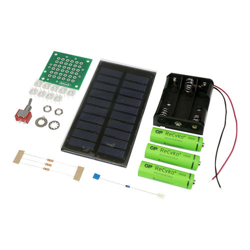 Solar Power Starter Kit